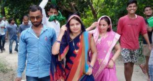 दरौंदा उप चुनाव : चुनाव प्रचार के अंतिम दिन राजद प्रत्याशी ने दल बल के साथ झोंकी ताकत