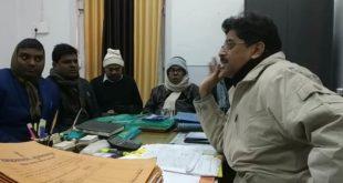 मुज़फ्फरपुर : ढंड और शीतलहरी के प्रकोप को देखते हुए आपदा विभाग ने की बैठक, शहरी और अर्धशहरी क्षेत्रों में अलाव जलाने की व्यवस्था निरंतर जारी का निर्देश