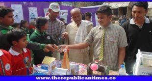 दरभंगा : दिल्ली पब्लिक स्कूल आनंदपुर में विज्ञान प्रदर्शनी का हुआ आयोजन