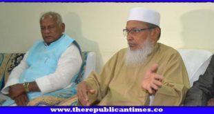 बिहार : एस सी/एस टी एवं ओ बी सी के आरक्षण को संसद के द्वारा कानून बनाने कर मजबूत किया जाए- अमीर-ए- शरीयत