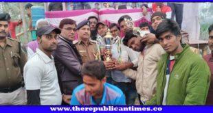 सुपौल : सहरसा ने अररिया की टीम को पांच विकेट से किया पराजित